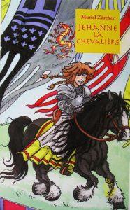 moyen âge, fille chevalier, égalité homme femme, roman pour enfant, chien, cheval