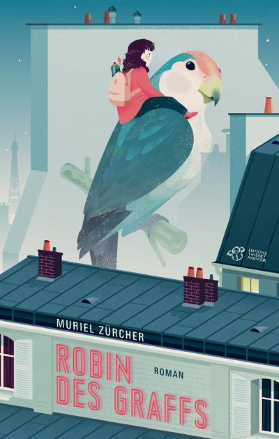 Muriel Zurcher, prix littéraire, échappée lecture, Nièvre, Robin des Graffs,