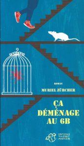 roman adolescent, araignée, NAC, Muriel Zürcher, éditions Thierry Magnier