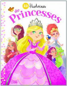 livre pour enfant, princesses, lito