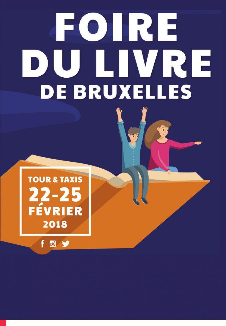 Foire du livre de Bruxelles, Prix Paul Hurtman, Muriel Zurcher, Robin des Graffs, Xavier-Laurent Petit