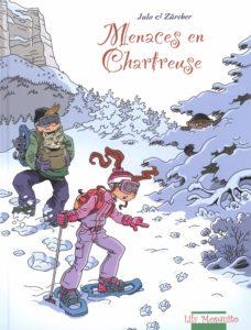 éditions mosquito, muriel Zürcher, Nicolas Julo, parc de Chartreuse, BD, bande dessinée, littérature jeunesse